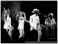 Concert: Kid Creole in B&W at OLT, Sep 2010