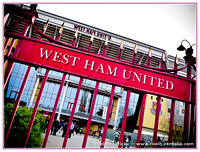 Sports: West Ham United vs. Manchester United, Apr 2011