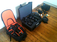 Gear: Packing for a Foreign Photo Shoot