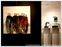 Art: Expo Els & Deluc, Schoten May 2010