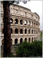 Travel: Roma & Tivoli, Feb 2015