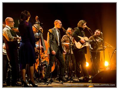 Roel Hendrickx: Concert: Broken Circle Breakdown Band, Dec 2012 &emdash;