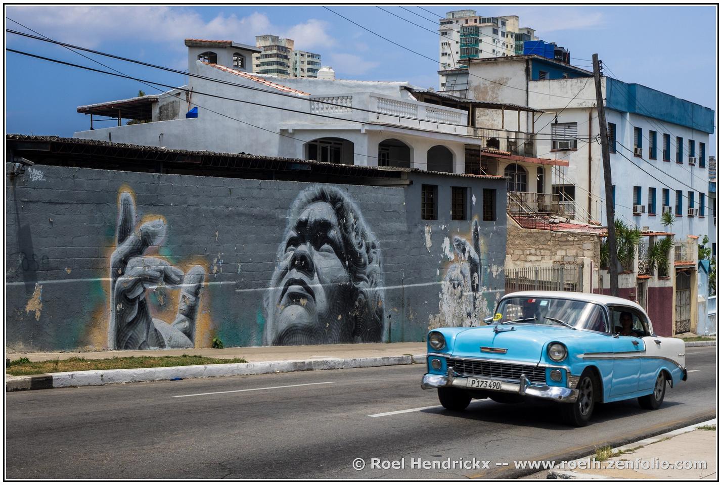 Glamour model on Havana\'s Malecon: Micro Four Thirds Talk Forum ...