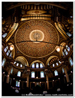 Architecture: Istanbul - Interiors with ZD 8mm fisheye